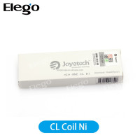 100% Original Joyetech eGo ONE CL Coil CLR Coil 0.5 1.0ohm Atomizer Head for Ego One Mini Mega Starter Kits