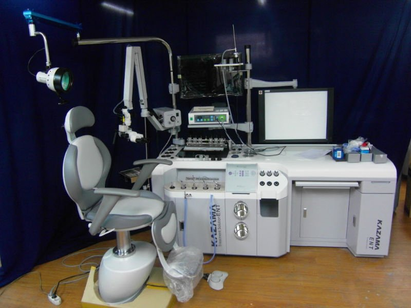 KAU-3000 Harmony equipment
