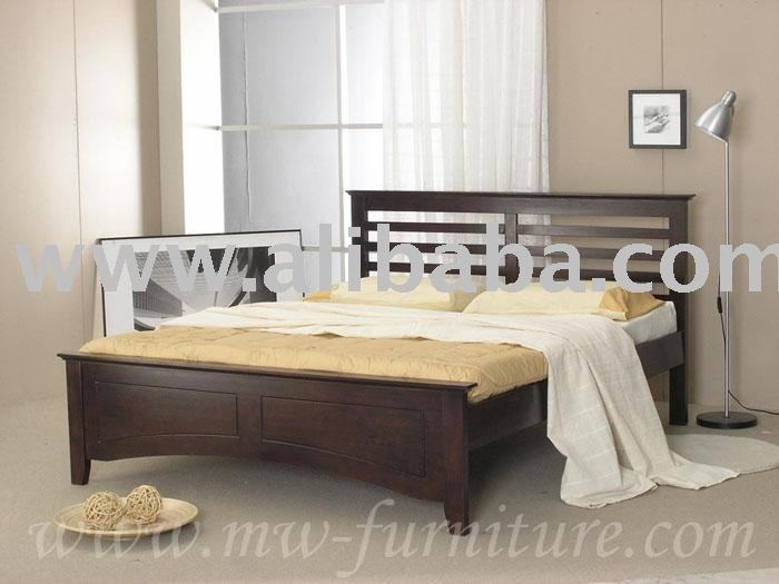 Wooden Beds ALPINE