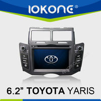 Lowest price Car gps navigation for TOYOTA YARIS