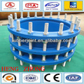 Cast iron a105 carbon steel flange telescopic joint