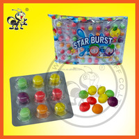 Star Burst Sour and Sweet Gummy Candy