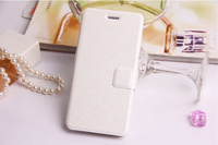 Factory Wholesale PU Leather Flip mobile phone cover for xiaomi