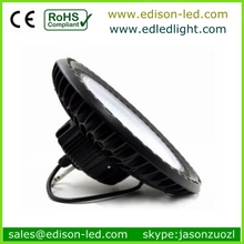 150W Industrial Dimmable Induction UFO LED High Bay Lighting Fixture Low Price