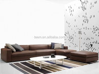 modern home furniture soft sofa set with stool one person sofa bed furniture