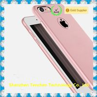 Customize Cell phone accessory 2016 mobile phone for iphone 7 plastic case