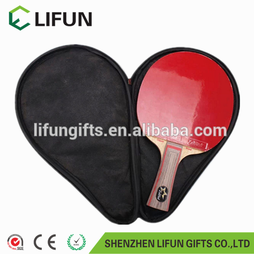 2017 Waterproof Polyester Table Tennis Racket Bag PingPong Paddle Bat Storage Case