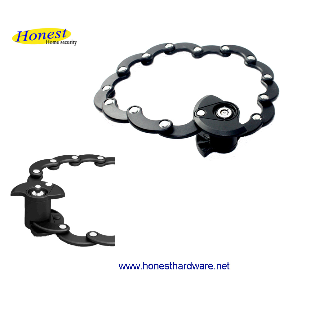 Hot Sale Hamburger Type Folding Bicycle Chain