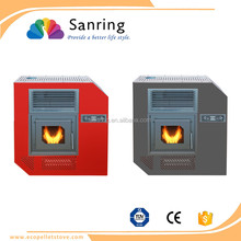 Perfection 8 KW wood pellet stove for Germany market