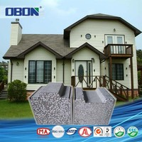 OBON cheap prefab modular houses made in china