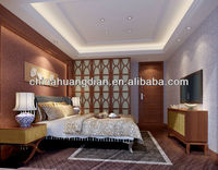 bedroom furniture set for 5 star hotel HDBR545