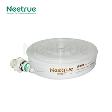 China factory Neetrue 5 inch PE lay flat water hose for Agriculture Irrigation potable water hose