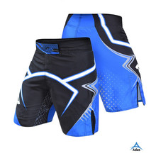 Men's sublimation quick dry MMA short with your brand wholesale