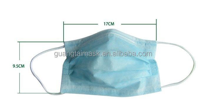 trending products disposable non woven haze mask