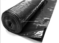 LDPE black UV plastic polyethylene sheet for covering steel bar bundles construction use