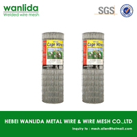 SAE1008 galvanized welded chicken cage wire mesh ( SGS )