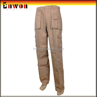 Fashional factory working trousers winter work pants