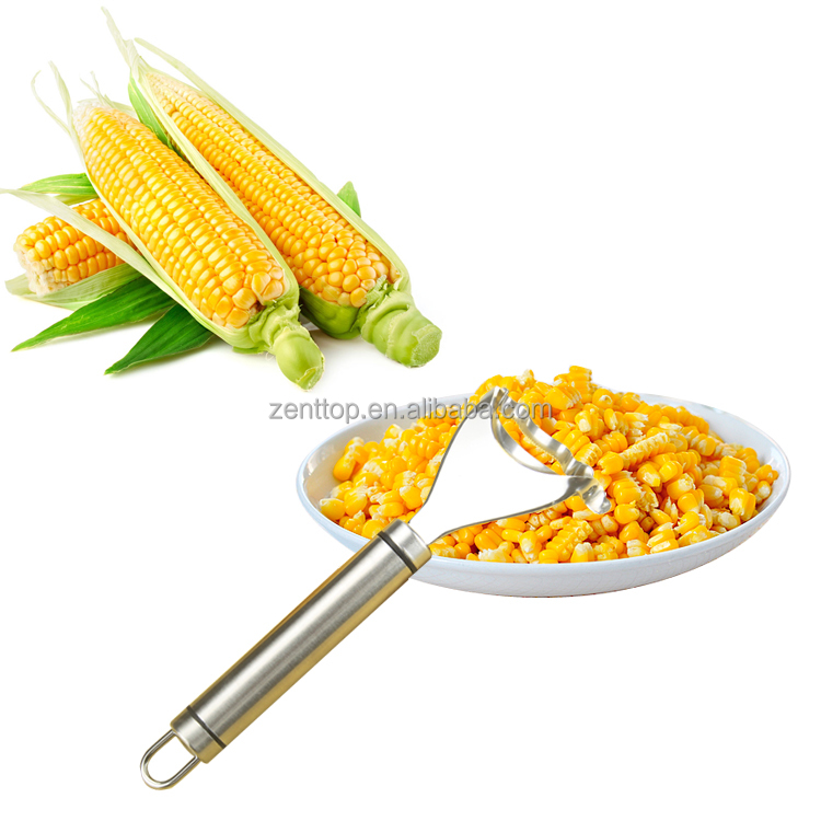 Stainless steel <strong>corn</strong> peeler <strong>corn</strong> stripper