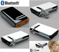 6,600mAh 2-in-1 Power Bank with Detachable Bluetooth Headset Headphone Earphone for Smartphone