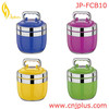 JP-FCB10 Popular 2013 New Arrival 1.6l Stainless Steel Insulated Hot Food Container With Handle For Children