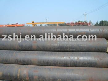 DIN 2448 St 37.0 seamless steel pipe