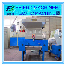 plastic water bottle recycling crusher/crushing machine