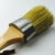 Lary BR02005 Professional Natural bristle Wax Chalk Round Paint Brush Manufactued in Huaian