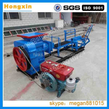 Hot sale automatic cement brick making machine/small cement brick making machine price in india with good price