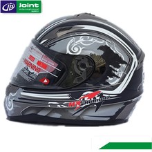 ABS Material ECE Motorcycle Full Face Racing Helmet