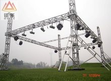 square box truss system