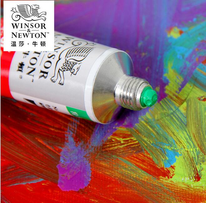 Artists oil colour paint with 55 colors 45ml/170ml  AMH-001