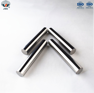 solid cemented carbide rods for tungsten carbide screw tap from zhuzhou JWE