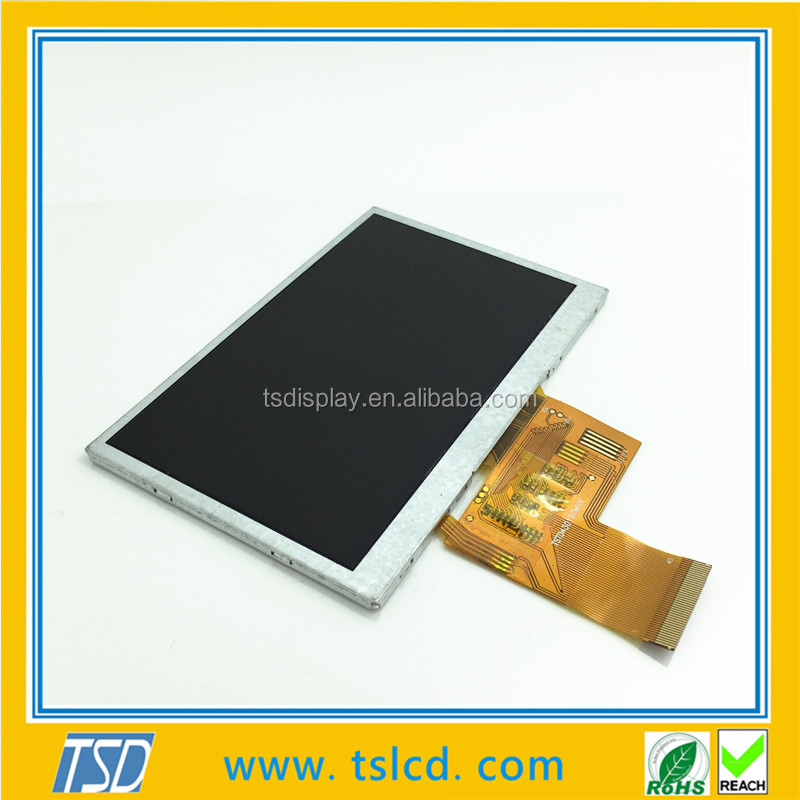 "TSD Industrial TFT LCD 4.3"" resistive touchscreen module"
