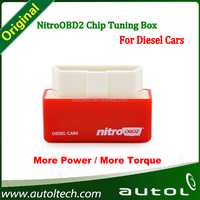 Diesel Car Chip Tuning Box Plug and Drive OBD2 Chip Tuning Box More Power / More Torque Nitro OBD2 Chip Tuning