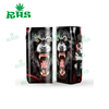 Customized ipv d2 75w box mod stickers colorful high quanlity hot selling from Alibaba welcome to order
