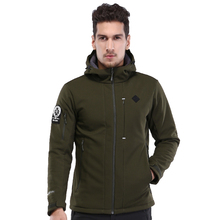 Thick Hoodies Autumn Softshell Dress Waterproof Jackets For Men