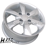 HRTC Aftermarket alloy car wheels 15X6 16X6.5 inch for NISS AN