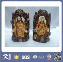 wholesale items holy family scene resin catholic religious craft