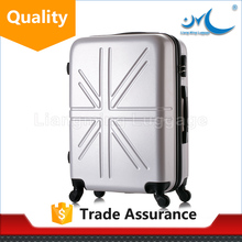 wholesale price customized pu abs pc travel trolley luggage