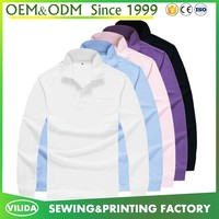 OEM customized logo mens 100 cotton original asian size polo shirt design