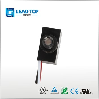 LED Streetlight Photo Control MINI Type UL Approved Photocell Sensor ANSI Lighting Control Photocontrol Photoelectric Switch