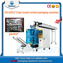 High Speed Gasket Rings / Hardware Pouch Vertical Packaging Machine Price
