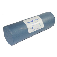 Surgical medical absorbent 100% cotton wool roll