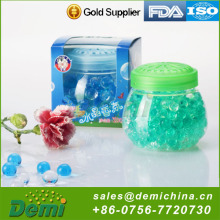 Chinese supply Colored Crystal Flower Hydrogel soil home&garden decoration