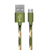 1M Long Tpye C Camouflage Micro USB Date Charging Cable Sync