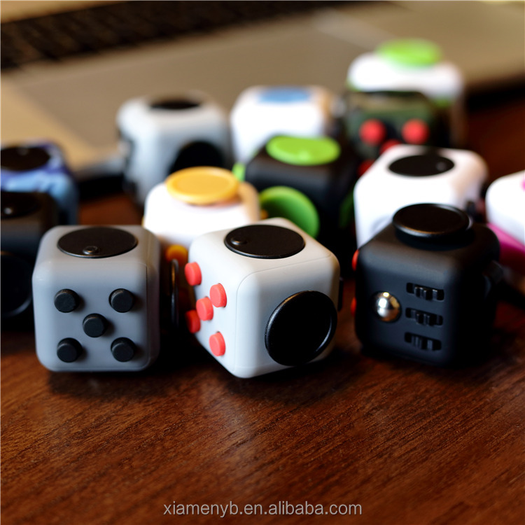 Anti Stress fidget cube ready made stock in canada warehouse ,only sale to canada(freight free)