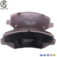 Buy Rear Car Brake Pad D865-7740(OEM:43022-S0X-A00) for ACURA in ...