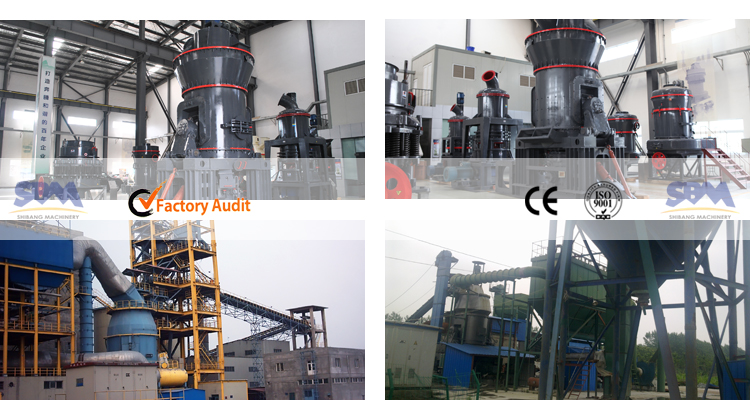 SBM 2018 new LM sreis prices coal vertical grinding mill