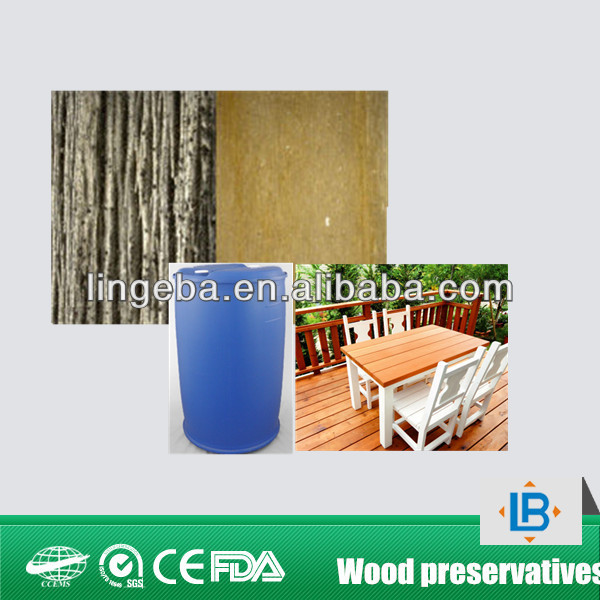 LGB Supply Best Alkaline Copper Quaternary ACQ Instead CCA Wood Preservative Timber Preservative