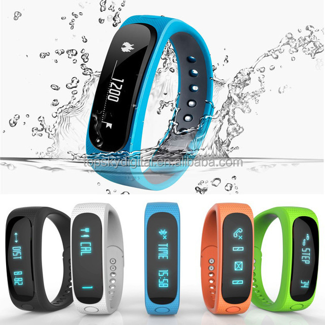 Smartband E02 fitness tracker Sport Bracelet Waterproof Wristband for OS and <strong>Android</strong> <strong>phone</strong> flex Smart Band 4.0 Bluetooth